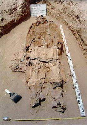 El soldado español muerto en la Guerra de África